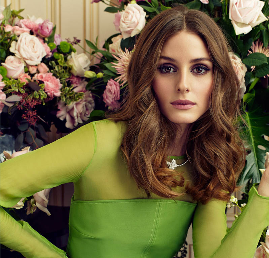 Style Icon Olivia Palermo Love Mosaiclove Mosaic